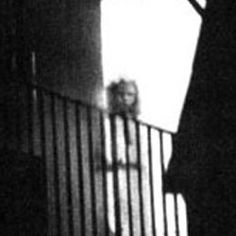The Wem Fire Apparition, 1995. The only thing with some of these is that we know how it can be done. Christa Bell of Hungry Lucy,stopped her singing career to become a photographer specializing in this 'ghost' photography. 'Black Bread Box Photography'