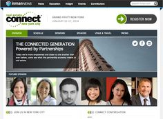 Find out what's in store for Real Estate Connect NYC 2014!