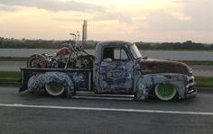 Cars, Trucks, and Motorcycles i love. Hot Rod Trucks, Cool Trucks, Pickup Trucks, Cool Cars, Mini Trucks, Custom Trucks, Custom Bikes, Custom Cars, Rat Rods
