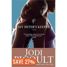 My Sisters Keeper by Jodi Picoult loved the book hated the movie! Jodi Picoult Books, Books To Read, My Books, Library Books, My Sisters Keeper, Best Sister, Plot Twist, Popular Books, Reading Lists