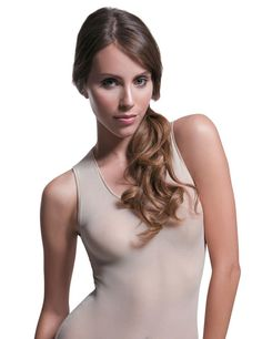 Sheer Tank Top Sheer transparent layer clothing Tank Top, 40 den like a pantyhose, sheerer than shown in pictures. one size: XS - Small - Medium Microfiber, stretch, tight fit Sheer Tank Top, Sheer Shirt, Layering Outfits, Basic Outfits, Nylons, Transparent Shirt, Best Wear, Tank Shirt, Pullover
