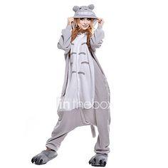 Purchase Unisex Adult Pajamas Cosplay Costume Animal Onesie Sleepwear Suit Totoro from QingdaoMegasaveInternationalCO on OpenSky. Pyjama Kigurumi, Pyjamas, Onesie Pajamas, Cute Pajamas, Comfy Pajamas, Pjs, Animé Halloween, Slippers, Frases
