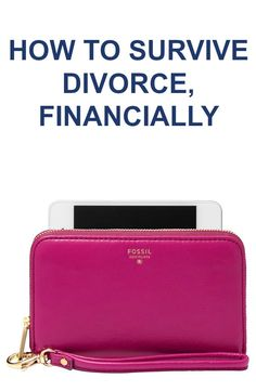 How can you survive a divorce -- financially? In today's personal finance post, we rounded up some great articles and resources on the topic of divorce finances; as always the readers have a ton of great advice.
