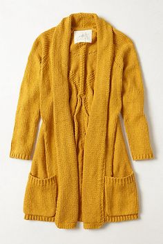 Shawl Collar Cardi from Anthropologie - $98.00