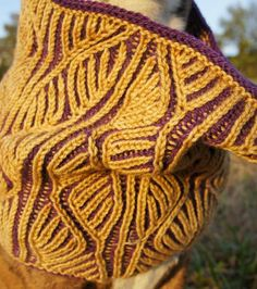 Brioche knitting can be a little complicated to get started on, but once you learn this technique, you can use it just as you would stockinette stitch and make anything from hats to sweaters. Here are a few patterns we've had our eye on that will take your through many of the skills used in brioche knitting.