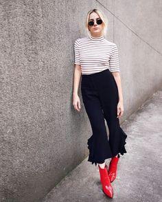 9 formas de usar bota vermelha » STEAL THE LOOK