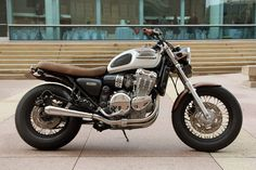 Thunderbird Build Finished - Triumph Forum: Triumph Rat Motorcycle Forums