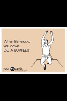 Do you know how to do a burpee? Burpee in our burst workouts--> http://realfooddietcookbook.com/ #inspiration #exercise #draxe #fitness