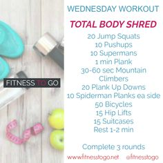 Blog - Fitness To Go