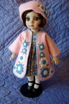 patsy dolls | Coat, Hat And Dress For Ann Estelle And Patsy By Doll Lover Fashions ...