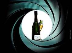 Bollinger and Bond Bollinger Champagne, James Bond Party, Shaken Not Stirred, Champagne Region, Dom Perignon, Star Awards, Wine Parties, Sparkling Wine, Real Friends
