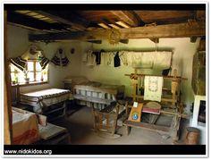 ROMANIA-Casa taraneasca
