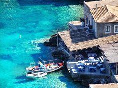 GREECE CHANNEL | Limeni, Mani,Greece