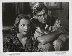 Betty Field, Zachary Scott, The Southerner, 1945 ~ ORIGINAL scene still