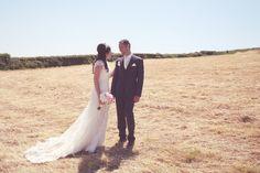 A Essense of Australia Bridal Dress For A Pretty Welsh Wedding At Rosedew Farm - The Gallery - Wedding Blog | The Wedding Bazaar