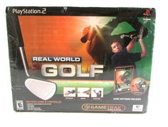 Real World Golf  (Sony PlayStation 2, 2006)  GameTrak Game System #Playstation #Golf #GameTrak #FathersDay