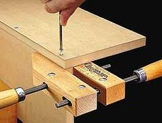 Driving Screws into MDF