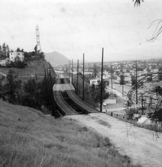 Fletcher St., Silverlake 1959