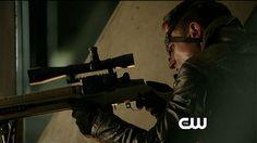 """Arrow - """"Lone Gunmen"""". /Deadshot."""