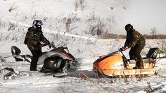 Снегоход Буран, снегоход Ямаха Yamaha Venture Multi Purpose