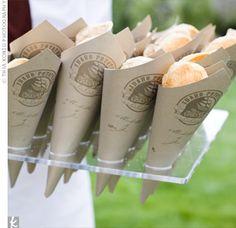 Chips maison -  d'autres inspiration #mariage sur NotreMariage.net