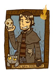 The Other Wizard Named Harry by seph-hunter ~ The Dresden Files