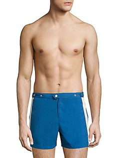 Solid and Striped The Kennedy Sid Swim Shorts