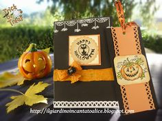 Il giardino incantato di Alice: Halloween is coming....