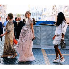 Valentino ladies.