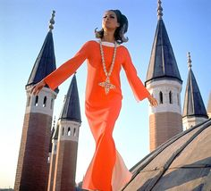 13 Trends We Wish Would Come Back: Caftans