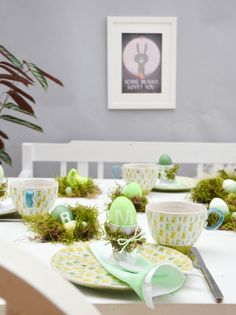Blogger Was Für Mich gives us some Easter Table inspiration with her latest blog…