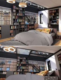 Brooklyn Apartment Is A Interior, Furniture, Scene For Daz Studio Or Poser  Created By