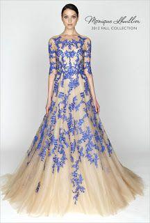 Bleu Style: April 2012
