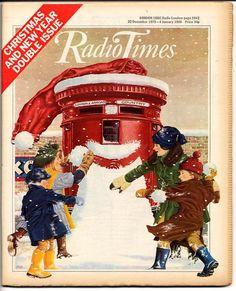 Christmas Cover, Christmas Past, Retro Christmas, Christmas Pictures, Vintage Tv, Vintage Magazines, 1970s Childhood, Childhood Memories, Nostalgic Images