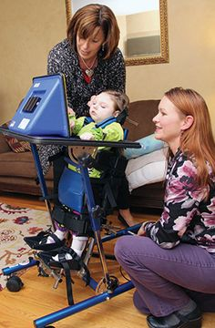 Get Them Standing: Standing in abduction prevents contracture and improves hips in children with neurological conditions  http://occupational-therapy.advanceweb.com/Features/Articles/Get-Them-Standing.aspx