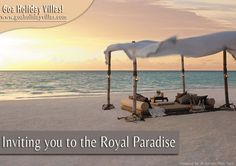 It will be your paradise for fun and leisure!