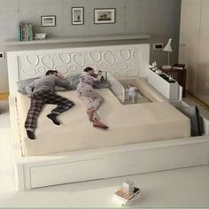 Pin by maria Vázquez on Dormitorio deco in 2019 Baby Bedroom, Home Bedroom, Kids Bedroom, Bedroom Decor, Master Bedroom, Bedrooms, Modern Bedroom, Dream Rooms, Bed Design