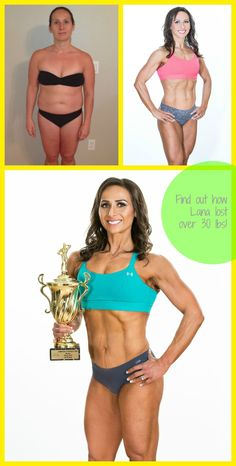 Find out how my client Lana K. lost over 30 lbs and also became a Figure Champion!!! #TeamStrongGirls #CoachJVB