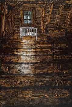 Anselm Kiefer, Parsifal I. I must have spent hours in front of this painting and its mate in the Tate Modern when I studied abroad in London. I hope to spend many more hours doing the same in the future.