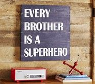 Sibling Plaques | Pottery Barn Kids