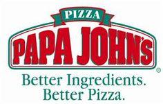 better ingrediants...better pizza...papa johns