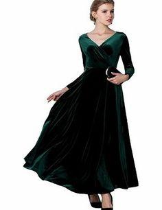 Izaac Elegant Gold Velvet Ruffle Long Sleeve Evening Party Ball Gown Long Maxi Dress (UK 14/ Asia XXL, gre <b>Product description:</b>Material:Gold VelvetColor:wine red,purple,blue,black,greenSize:Asia S/M/L/XL/XXLUK6:Asi (Barcode EAN = 0531879437937) http://www.comparestoreprices.co.uk/ball-gowns/izaac-elegant-gold-velvet-ruffle-long-sleeve-evening-party-ball-gown-long-maxi-dress-uk-14-asia-xxl-gre.asp