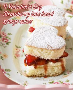 Top 10 Valentine's Day Desserts » Don't overthink about the Valentine's Day. Because we are here for you to collect desserts ideas as well as recipes for your valentines. Make or bake the best heart shaped desserts, cookies, or cakes for this special day. Hearts will show your love.