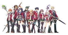 The Flash 2, Trails Of Cold Steel, The Legend Of Heroes, Playstation, Video Games, Princess Zelda, Japan, Fictional Characters, Gaming