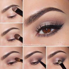 "! Maryam Maquillage !: ""City Smokey"" Makeup with Wayne Goss, The Eye Set"