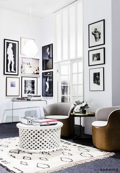 MYDOMAINE: What was your inspiration for the design of the space? ADAM WORLING: The brief was always to maintain a crisp gallery feel with white walls so that whatever collection and season we are...