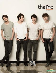 The FNC (January 2013) (Magazine + DVD) (CNBLUE Cover) (Limited Edition)