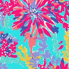 The ultimate Lilly Pulitzer print guide. Learn more about Lilly prints, including holy grails and a range of print names. Lilly Pulitzer Patterns, Lilly Pulitzer Prints, Lily Pulitzer, Painting Patterns, Print Patterns, Floral Patterns, Lilly Pulitzer Iphone Wallpaper, Flamingo Pattern, Patterned Vinyl