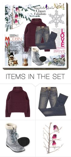"""Winter Love"" by coolmommy44 ❤ liked on Polyvore featuring art"