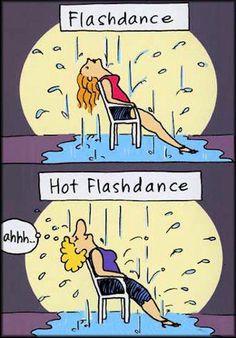Oh My Freaking Stars!: Flashdances